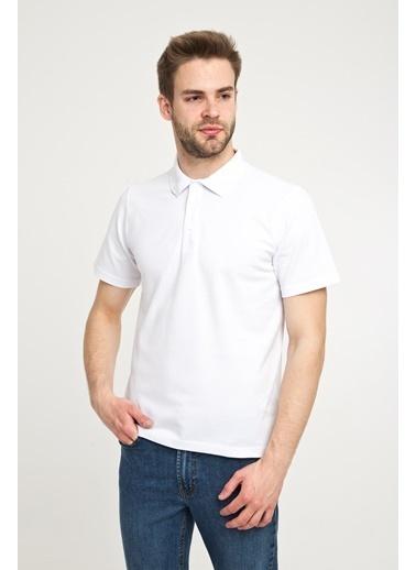 Kiğılı Tişört Beyaz